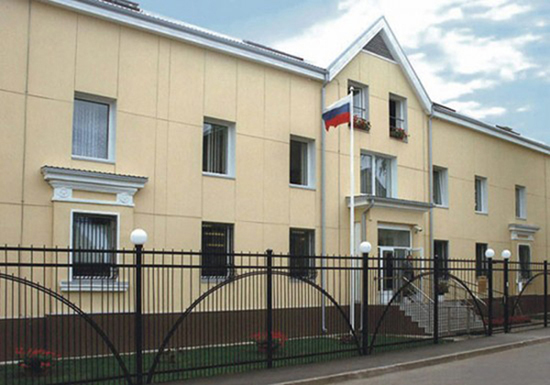 Здание Генерального Консульства Российской Федерации в Нарве