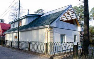 Жилой дом в Нарва-Йыесуу