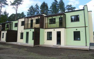 Рядный жилой дом в Нарва-Йыесуу, Vabaduse 50