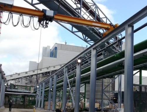 Строительство открытого склада металла и перенос кафе Реактор